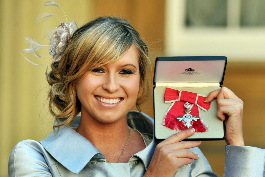 Brooke Kinsella MBE